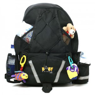 Baby Sherpa Diaper Bag Backpack