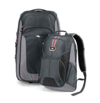 High Sierra backpack with removeable daypack