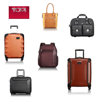 Tumi luggage and brand